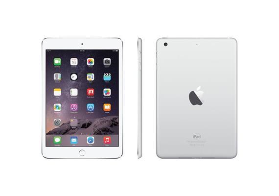 Apple iPad mini 4 WiFi 128GB Silber