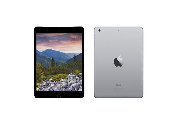 Apple iPad mini 4 WiFi 128GB Space Grau