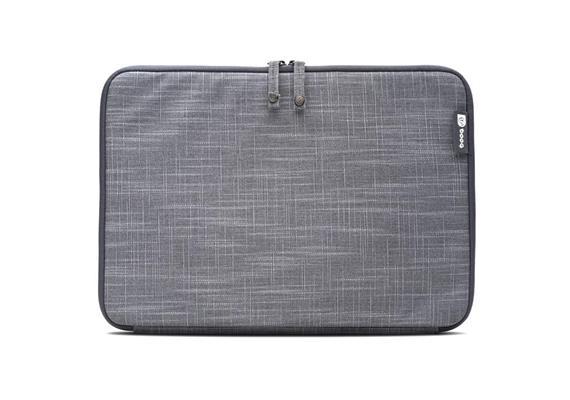 """booq Mamba Sleeve 15"""" - Farbe grau"""