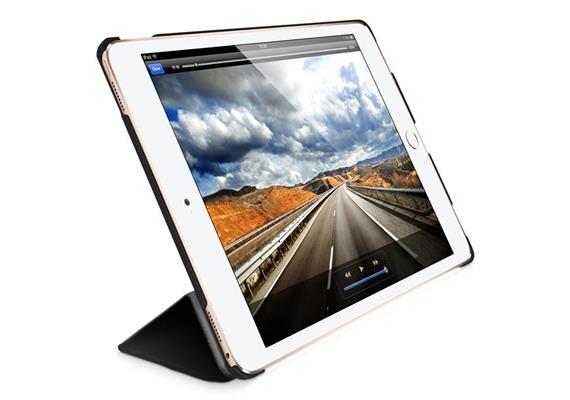 """Hochwertige Schutzhülle für iPad 9.7"""" (2017) - Schwarz"""