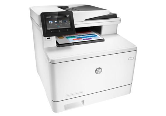 HP LaserJet Color Pro MFP M377dw