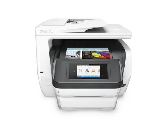HP OfficeJet Pro 8740 eAiO