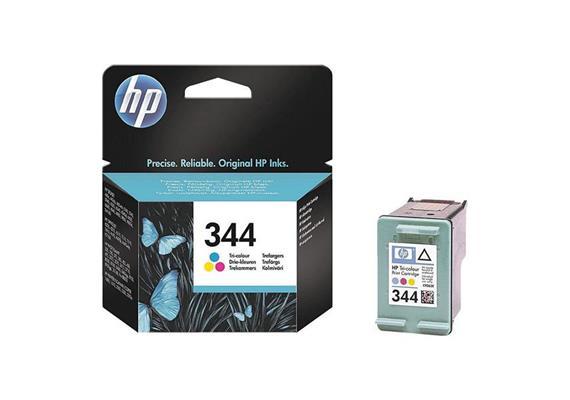 HP Original-Patrone Nr. 344 farbig