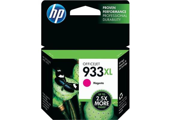 HP Original-Patrone Nr. 933XL magenta