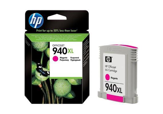 HP Original-Patrone Nr. 940XL magenta