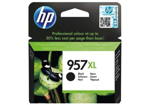 HP Original-Patrone Nr. 957XL, Extra High Yield black
