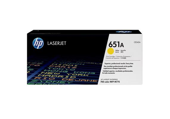 HP Original-Toner CE342A yellow