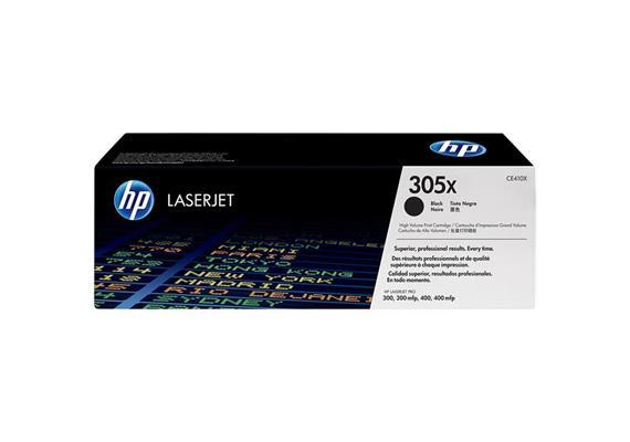 HP Original-Toner CE410X black