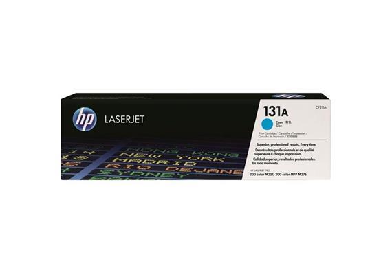 HP Original-Toner CF211A (131A) cyan