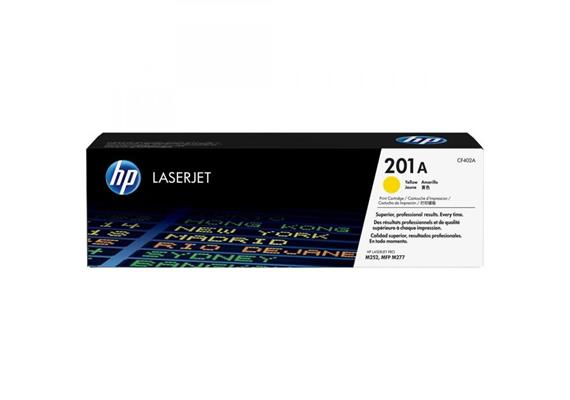 HP Original-Toner CF402A (201A) yellow