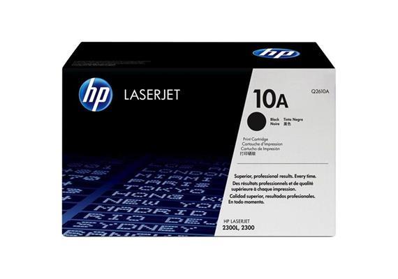 HP Original-Toner Q2610A black