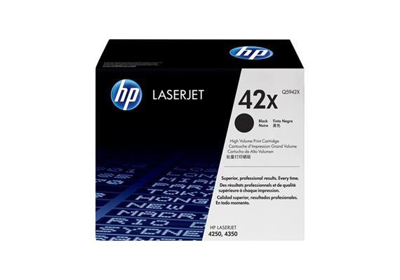 HP Original-Toner Q5942X black
