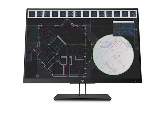 """HP Z24i G2 24"""" Flachbildschirm (16:10/61cm) Ausstellung"""