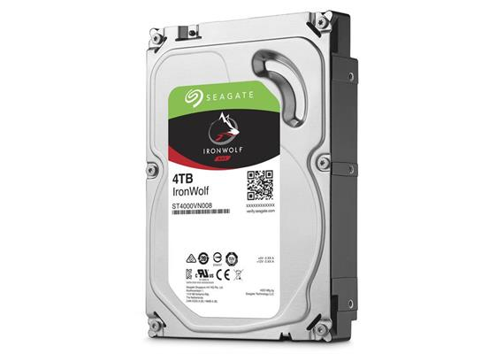Seagate IronWolf Pro 4TB Festplatte
