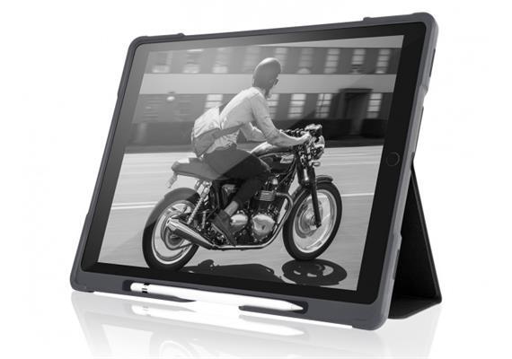 """STM Dux Plus -Schwarz iPad Pro 10.5"""""""