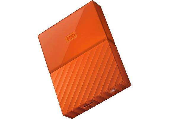 "Western Digital My Passport - 1TB 2.5"" orange"