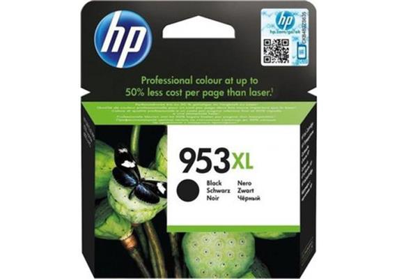 HP Original-Patrone Nr. 953XL black