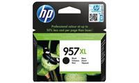 HP Original-Patrone Nr. 957XL black