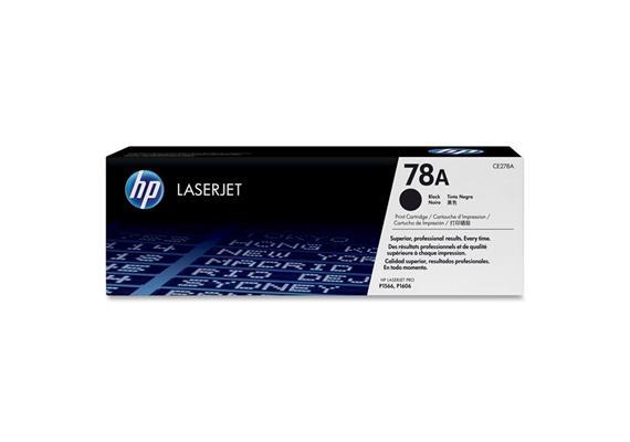 HP Original-Toner CE278A black