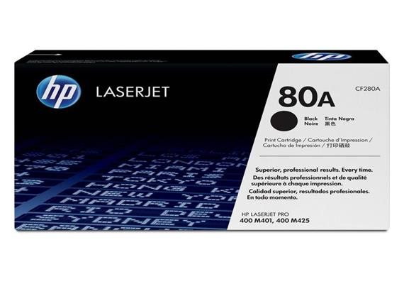 HP Original-Toner CF280A (80A) black