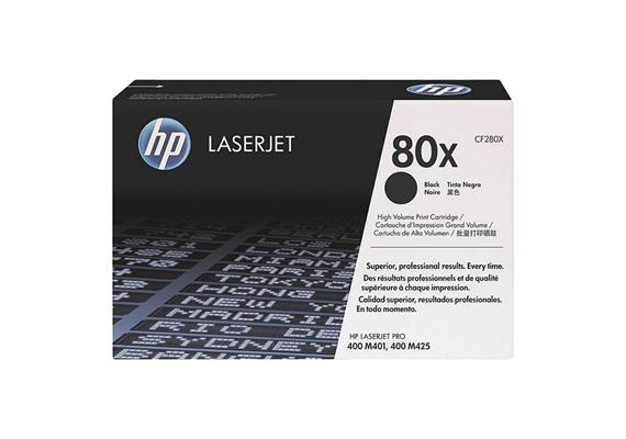 HP Original-Toner CF280X (80X) black