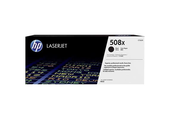HP Original-Toner CF360X black