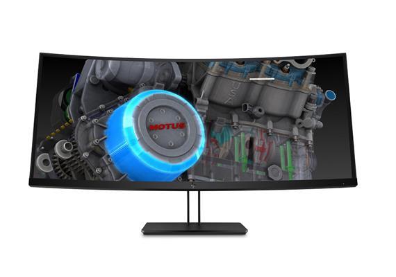 "HP Z38c 37.5"" Flachbildschirm (21:9) - Curved"