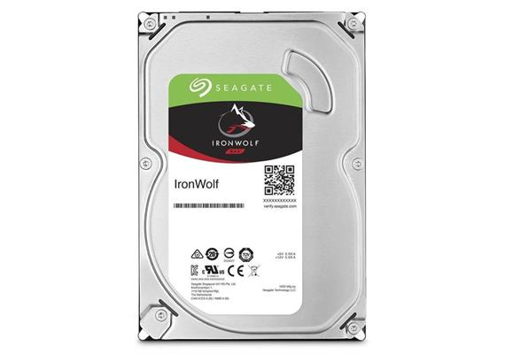 "Seagate Harddisk IronWolf 2TB 3.5"""
