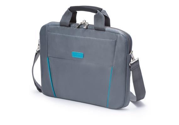 Slim Case BASE 12-13.3 grey/blue