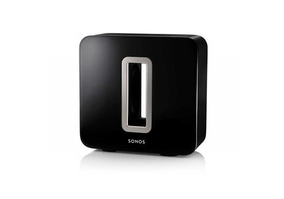 Sonos SUB schwarz hochglanz