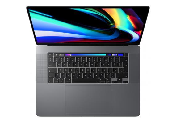 "Apple MacBook Pro 16"" 2.3GHz Retina TB Late 2019 Spacegrau"