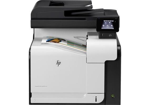 HP LaserJet Color Pro MFP M570dn