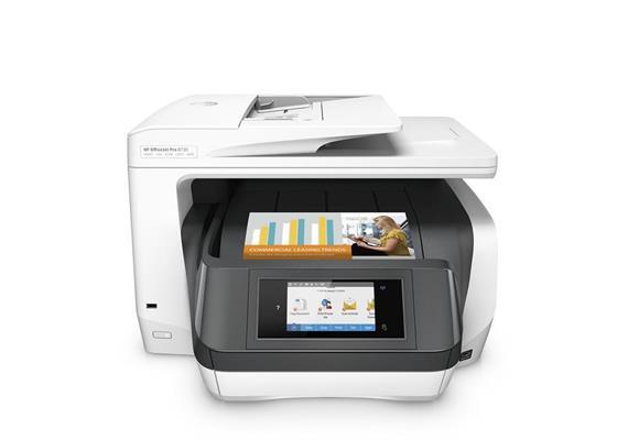 HP OfficeJet Pro 8730 eAiO