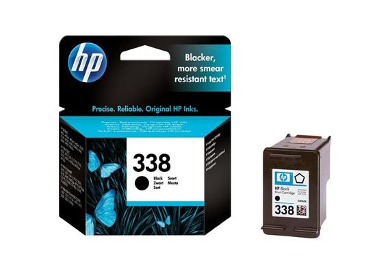 HP Original-Patrone Nr. 338 black