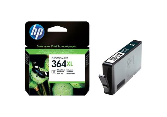 HP Original-Patrone Nr. 364XL photo black