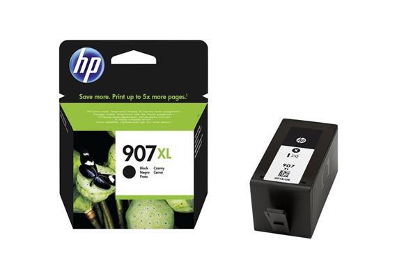 HP Original-Patrone Nr. 907XL black