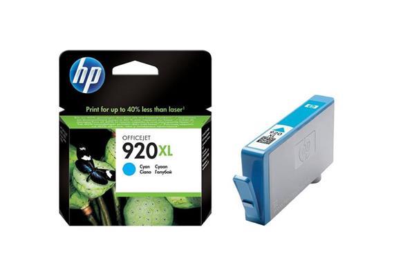 HP Original-Patrone Nr. 920XL cyan