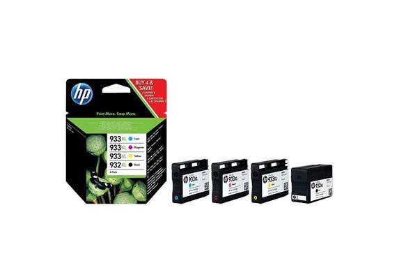 HP Original-Patrone Nr. 932XL/933XL Combopack