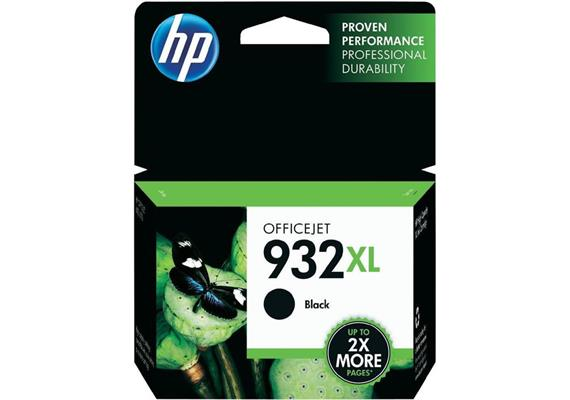 HP Original-Patrone Nr. 932XL black