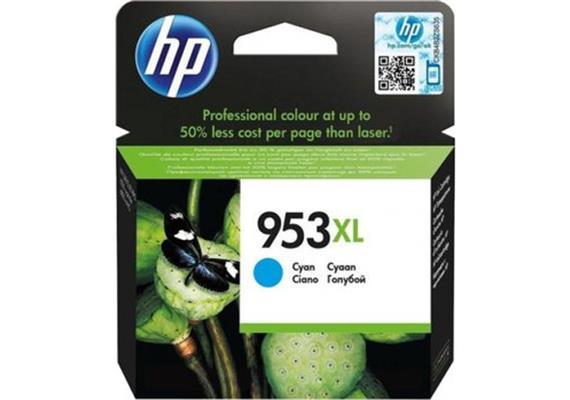 HP Original-Patrone Nr. 953XL cyan