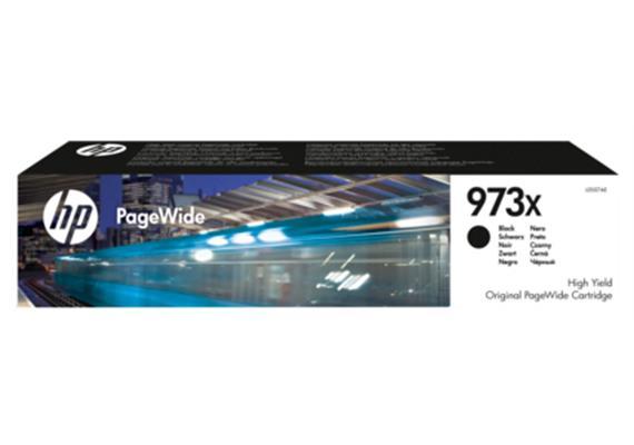 HP Original-Patrone Nr. 973X black