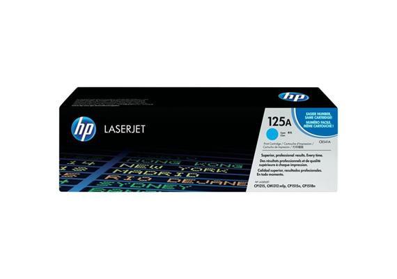 HP Original-Toner CB541A cyan