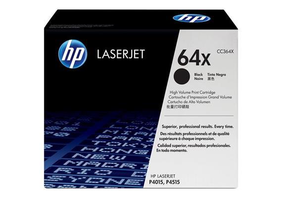 HP Original-Toner CC364X black
