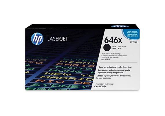 HP Original-Toner CE264X black