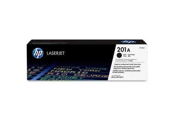 HP Original-Toner CF400A black