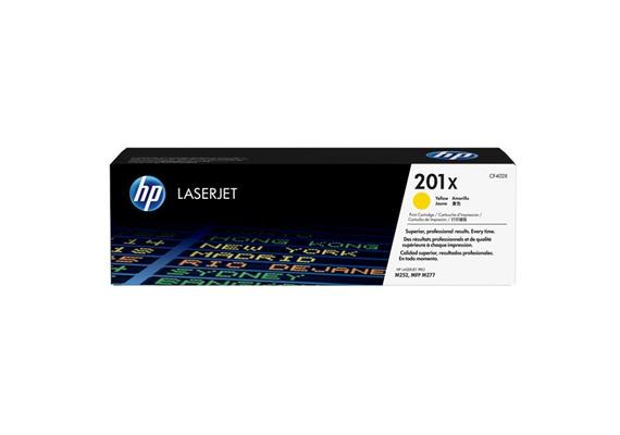 HP Original-Toner CF402X (201X) yellow