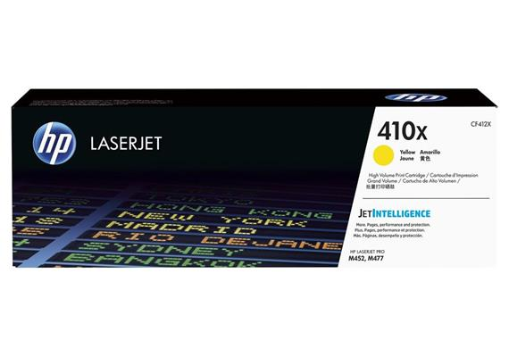 HP Original-Toner CF412X yellow