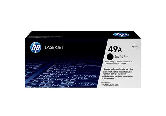 HP Original-Toner Q5949A black