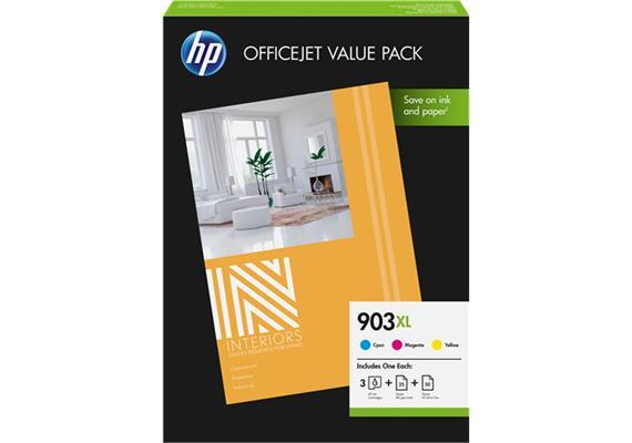 HP Original Value Pack 903XL