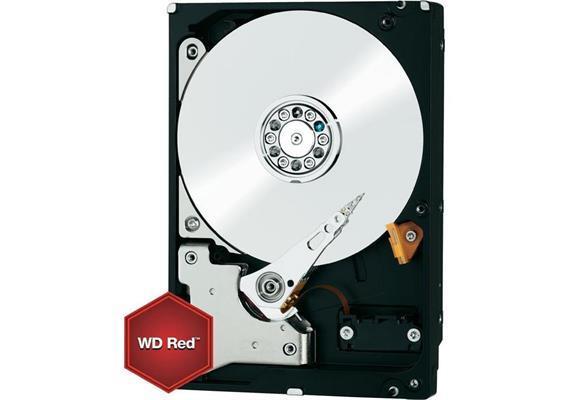 Western Digital Red Plus 3TB Festplatte